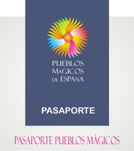 Pasaporte de la Red de Pueblos Mágicos de España