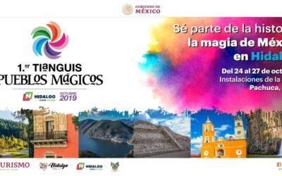 PUEBLOS MÁGICOS DE ESPAÑA EN EL TIANGUIS DE PUEBLOS MÁGICOS DE MÉXICO