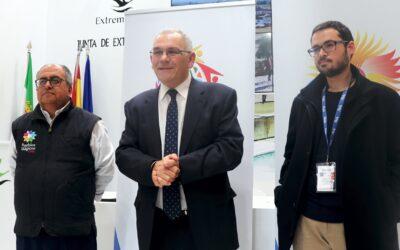 PUEBLOS MÁGICOS DEL MUNDO, PRESENTADA EN EL STAND DE EXTREMADURA DE FITUR 2020